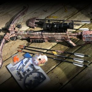 EXCALIBUR MATRIX 380 XBOW PACKAGE