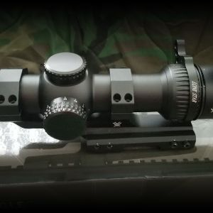 Vortex Strike Eagle Riflescope 1-8x24
