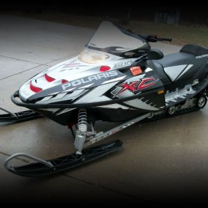 2004 Polaris XC SP 600, $2250.00 in Hartford