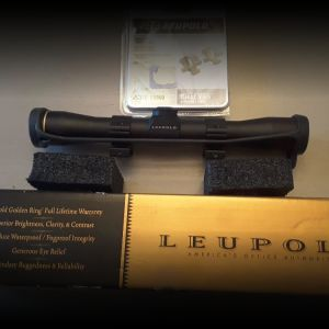 Leupold IER SCOUT SCOPE
