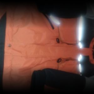 Men's Ice Fishing Parka & Bibs; Also selling Women's Blaze Orange Parka & Bibs