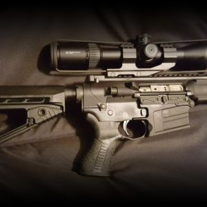 Savage MSR10 Hunter .308