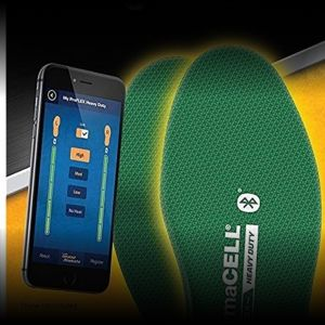 Proflex heated insoles