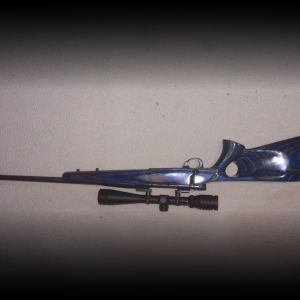 Weatherby .300 mag custom stock