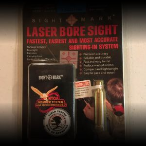 Laser Bore Sight