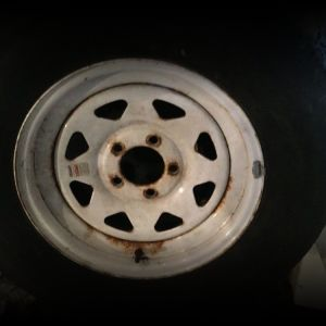 Trailer Tires and Wheels