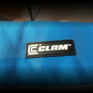 Clam Ice Rod Case