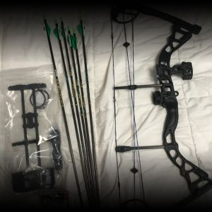 Diamond Infinite Edge Pro Bow Black RHP