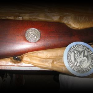 winchester model 94 rifle and musket 30/30