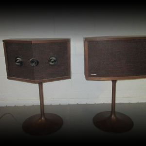 Bose 901 Speakers