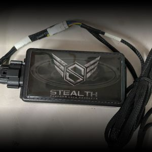 Stealth SM1001P Selectable Programmer for 2011-2019 6.7L powerstroke diesel