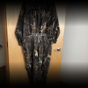 "COLUMBIA Hunting Shirt & Pants ""Vented"" Combo in Timberwolf Camouflage"
