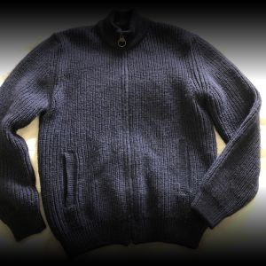 Barbour Sweater Jacket