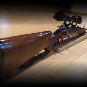 Model 51, 30-06 Bolt Action, W/Scope