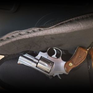 Smith and Wesson 357 2.5 66