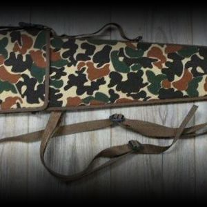 Uncle Mike's Sidekick rifle saddle scabbard