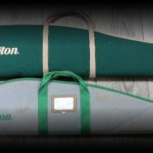Remington soft zippered scoped rifle cases