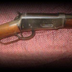 winchester mo.94  30 wcf  pre.64 flat band