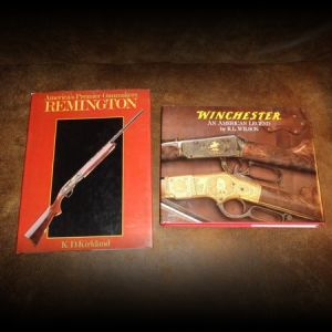 Winchester & Remington books