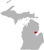 Saginaw Bay, Arenac County