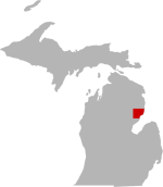 Iosco County, MI