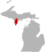Menominee County, MI