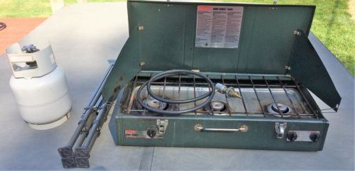 Coleman Guide Series Compact Dual Fuel Stove   The Gear Guys