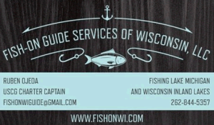 Fish On Guide Services of Wisconsin