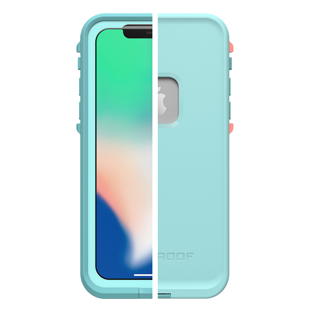 super popular 30f73 8d43e LamboPlace - TJM - LIFEPROOF FRE for Apple iPhone X (Wipe Out)