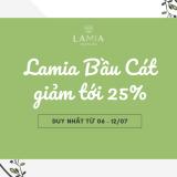 LAMIA BẦU CÁT - GIẢM ĐẾN 25% MỌI DỊCH VỤ