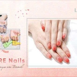 BST Ombre Nails
