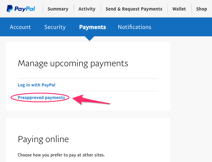 PayPal__Settings