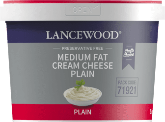Medium Fat Cream Cheese FSI