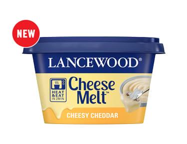 Cheddar Cheese Melt Dip