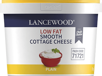 Low Fat Smooth Cottage Cheese FSI