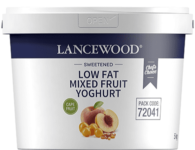 Low Fat  Mixed Fruit Yoghurt