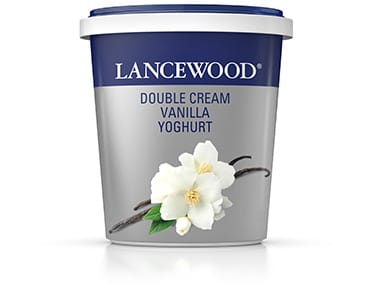 Double Cream Vanilla Yoghurt