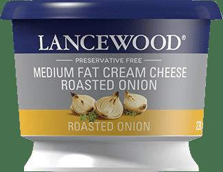 Roasted Onion Cream Cheese