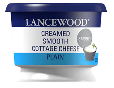 Creamed Smooth Cottage Cheese