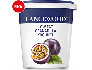 Low Fat Granadilla Yoghurt