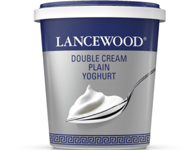Double Cream Plain Yoghurt