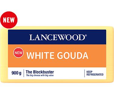 White Gouda