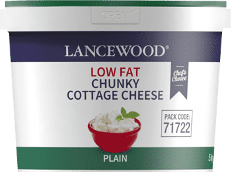 Low Fat Chunky Cottage Cheese FSI