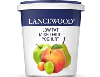 Low Fat Mixed Fruit Yoghurt