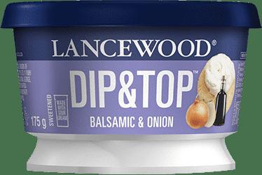 Balsamic & Onion Dip