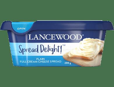 Plain Full Cream Cheese Spread