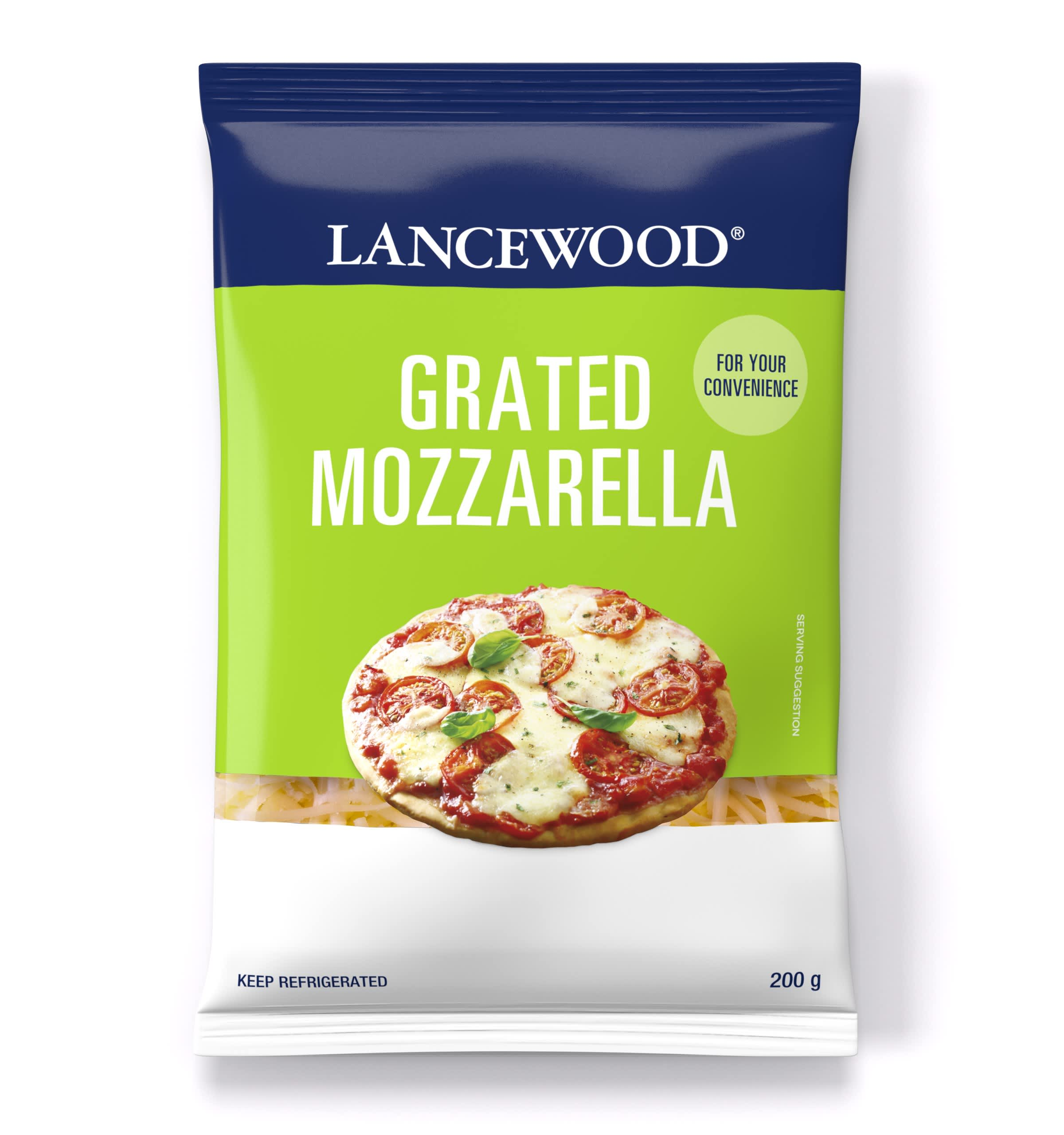 Mozzarella Grated