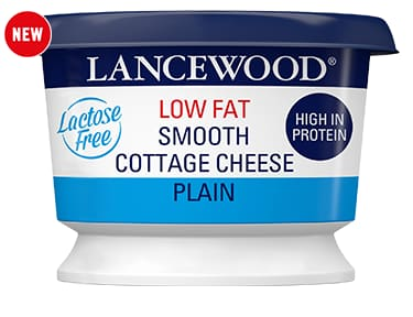 Lactose Free Low Fat Smooth Cottage Cheese