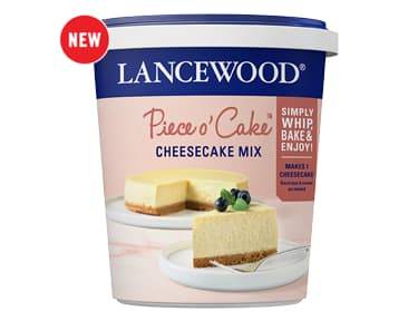 Piece o' Cake Plain Cheesecake Mix