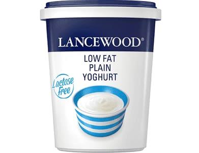 Low Fat Lactose Free Yoghurt